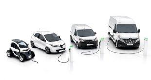 Renault completa gama de comerciais… elétricos