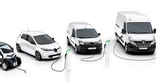 Renault anuncia Master 100% elétrica