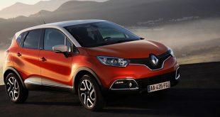 Renault chama Captur e Kadjar à oficina