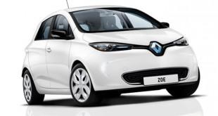 Renault recolhe elétrico Zoe à oficina