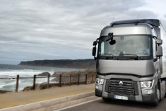 Renault Trucks presente na Mecânica