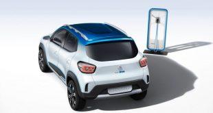 Renault divulga os planos de eletrificação da sua gama de veículos