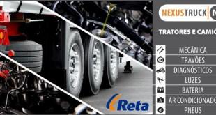 Reta integra conceito Nexus Truck