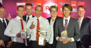 R-M divulga vencedores do concurso Melhor Pintor
