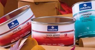 Roberlo lança novos produtos de repintura para a oficina