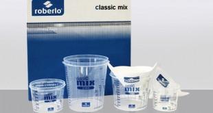 Roberlo aperfeiçoa Classic Mix e Robfilter