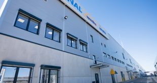 Nova fábrica da Ronal Group