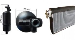 Novos componentes de climatização da RPL Clima