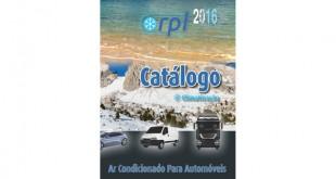 RPL Clima apresenta catálogo 2016