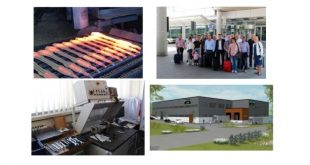 Rubete levou clientes Heyco à fábrica na Alemanha