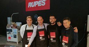 Soledade & Filhos representante Rupes nos Açores