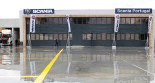 Novas instalações Scania em Braga