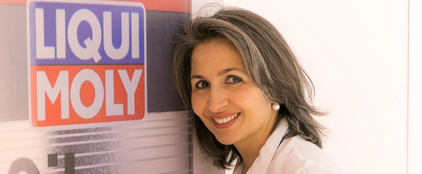 """""""Em 2019 temos planos para continuar a crescer com os nossos distribuidores"""", Sadhna Monteiro, LIQUI MOLY"""