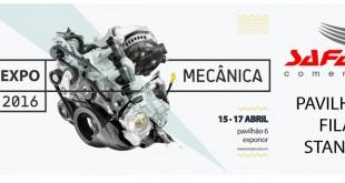 Safame apresenta marcas de pneus Leao e Intertrac no Expomecânica