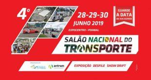 Salão Nacional do Transporte volta em 4ª edição no final de junho de 2019