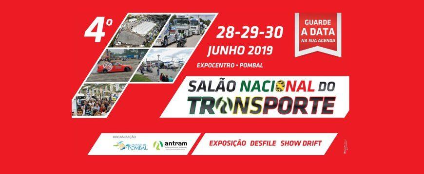 ANTRAM apresenta Salão Nacional do Transporte 2019