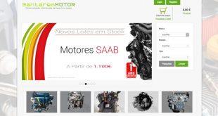 SantaremMotor divulga plataforma de vendas online na Mecânica 2016