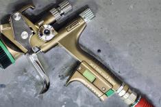 Nova pistola SATAjet X 5500