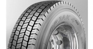 Sava lança novos pneus para camião