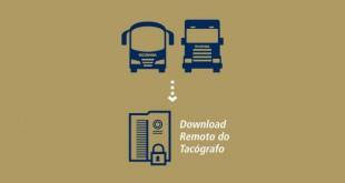 Scania lança novo serviço de download remoto de tacógrafo