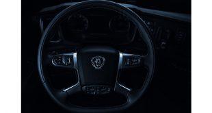 Revelação da nova geração de camiões Scania (em direto)