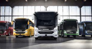 Scania alarga serviço de assistência a frotas de autocarros