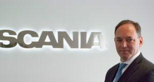 Sebastián Figueroa é o novo nº1 da Scania Ibérica