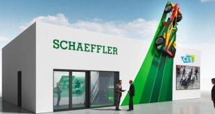 Schaeffler mostra o futuro da tecnologia automóvel