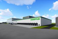 Schaeffler investe em centro de alta tecnologia