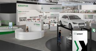 Schaeffler apresenta oficina de automóveis do futuro