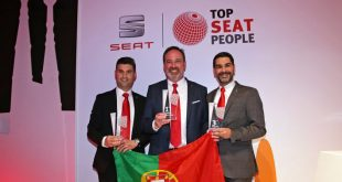 S.A.N. Pinheiro, Leiribéria e CJR Motors distinguidos pela Seat a nível internacional