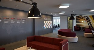 Nova sede europeia da Axalta na Suíça