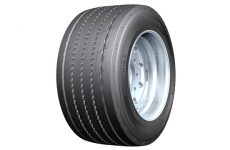 Novo pneu de reboque da Semperit