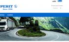 Semperit lança página web para pesados