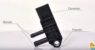 Como montar sensores de pressão de gases de escape (com vídeo)