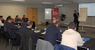 Academia Spinerg promove formação através da Sociedade Comercial C. Santos