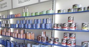 SWP comercializa Sherwin Williams na Europa e África