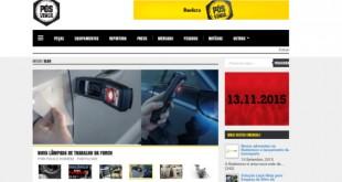 Solutions4yb desenvolveu site da Revista Pós-Venda