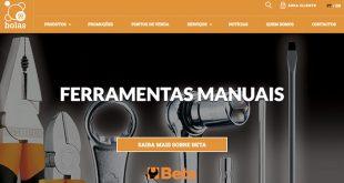 Bolas reforça presença online com novo site