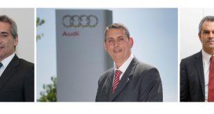 SIVA renova quadros na Audi, Volkswagen e Soauto