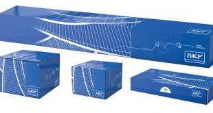 Novo design nas embalagens da SKF (com fotos)