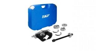 SKF lança ferramenta montagem e desmontagem dos rolamentos de roda HBU 2.1