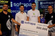 Sofrapa patrocinou festas da cidade de Odivelas com apoio da Opel, Fremax Brakes e Liqui Moly