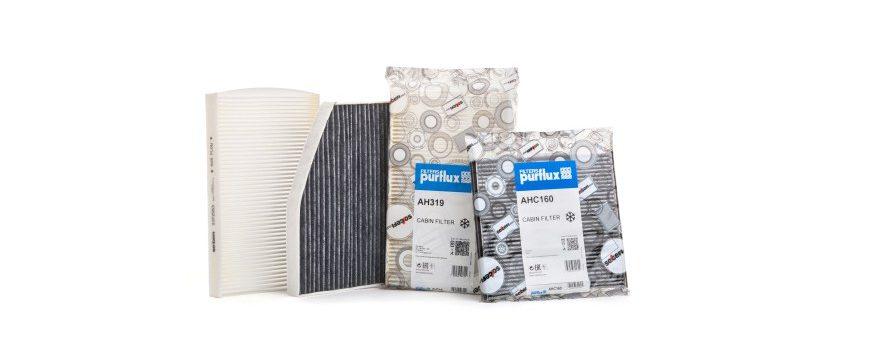 Novos filtros de habitáculo Sogefi (Purflux, FRAM e CoopersFiaam)
