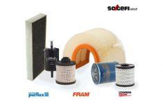 Sogefi disponibiliza gama filtros completa para o novo Peugeot 508