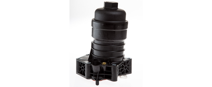 Sogefi fornece filtro de óleo para motor V6 e V8 da Audi e Porsche