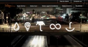 Solera apresenta novo website