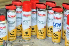 Sonax apresenta nova gama Profissional