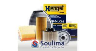 Soulima incorpora filtros Hella Hengst