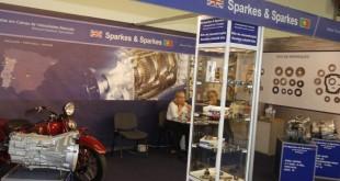 Sparkes & Sparkes dinamiza as caixas de transferências no Expomecânica